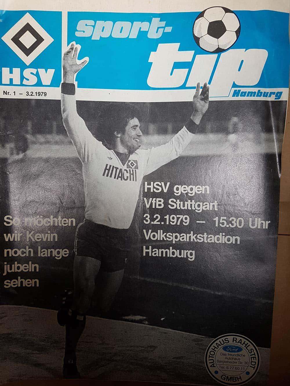 Zeitung HSV Sport